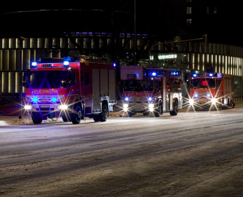Feuerwehrbedarfsplanung als kommunale Aufgabe